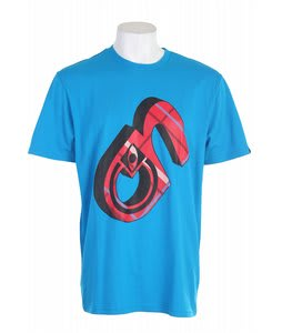 Nomis Essential N 3D T-Shirt Electric Blue