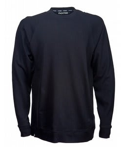 Nomis Everyday Crew Shirt Black