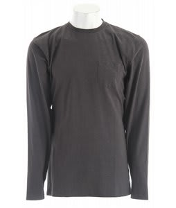 Nomis Everyday L/S T-Shirt Charcoal Heather