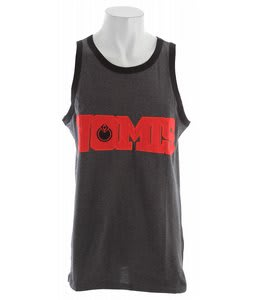 Nomis Everyday Tank Charcoal Heather