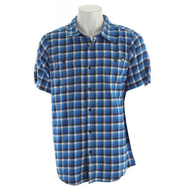 Nomis Fade Plaid Shirt