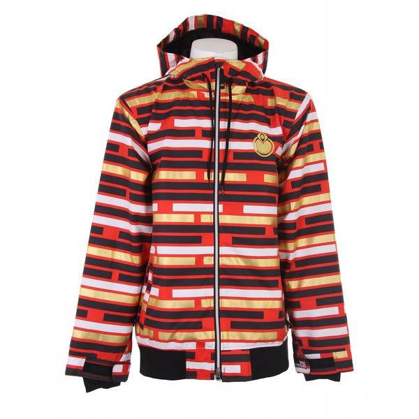 Nomis Hoody Snowboard Jacket