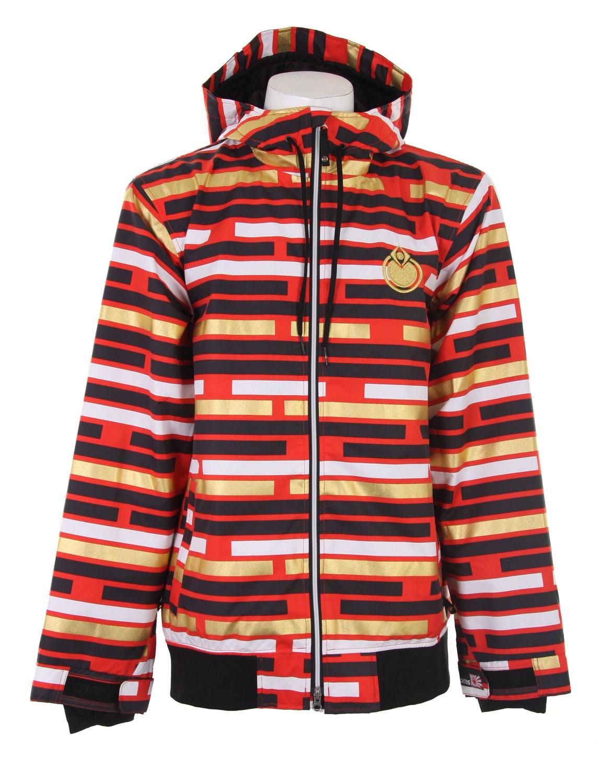 Nomis womens snowboard jackets