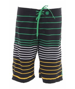 Nomis Lines Boardshorts Black