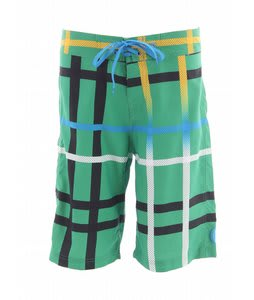 Nomis OG Fade Boardshorts Emerald Green