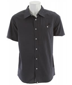 Nomis Oxford Shirt Black