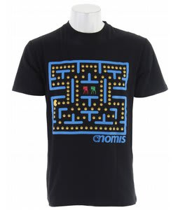 Nomis Pacman T-Shirt Black