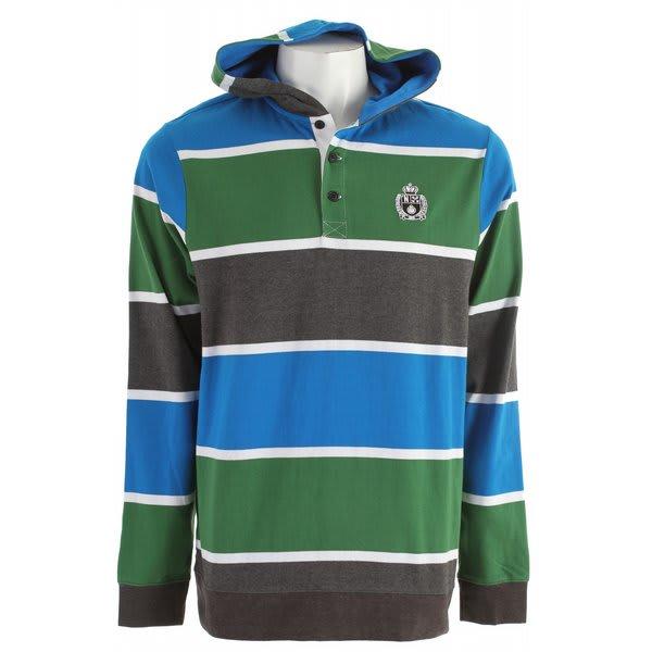 Nomis Pullover Rugby Hoodie