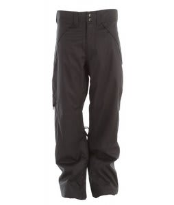 Nomis Simon Says Shell Snowboard Pants Black