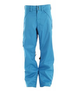 Nomis Simon Says Shell Snowboard Pants Bright Blue