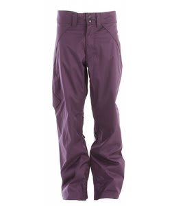 Nomis Simon Says Shell Snowboard Pants Dark Purps