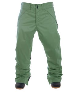 Nomis Simon Says Shell Snowboard Pants Aspen Green