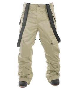 Nomis Simon Signature Cargo Shell Snowboard Pants Clay