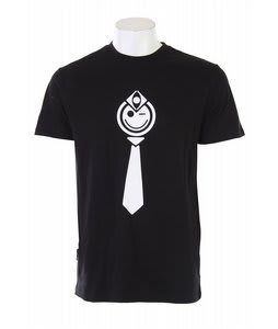 Nomis Smile T-Shirt Black