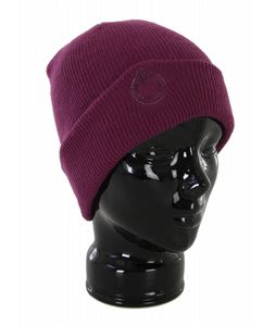 Nomis Standard Beanie Grape Wine