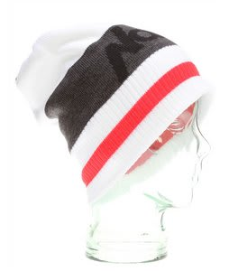 Nomis Tony Beanie White