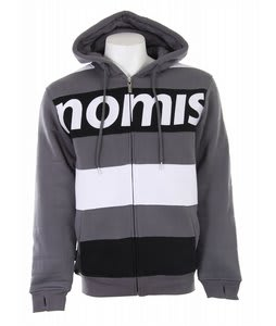 Nomis Tony II Hoodie Charcoal