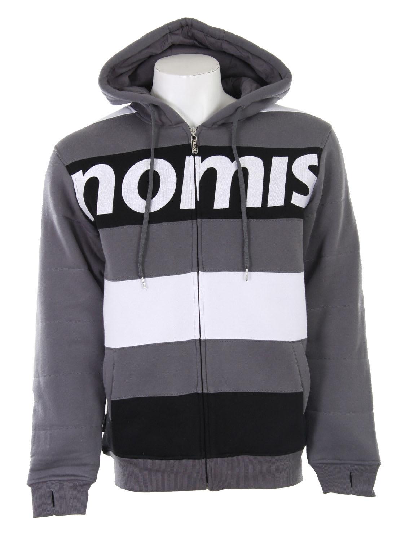 Nomis hoodies