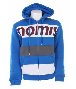 Nomis Tony II Hoodie Skydiver