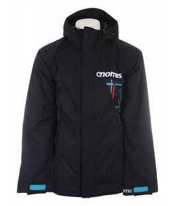 Nomis Touch Snowboard Jacket Black
