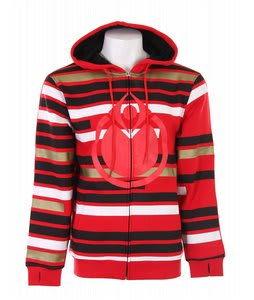 Nomis Tron Hoodie High Risk Red
