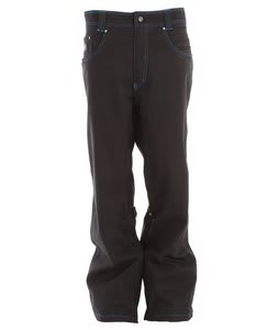 Nomis True Denim Shell Snowboard Pants Black