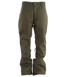 Nomis True Slim Shell Snowboard Pants Flax