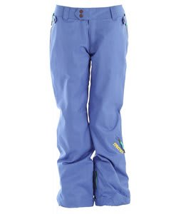 Nomis Zoey Insulated Snowboard Pants Blue Raz