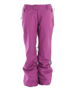 Nomis Zoey Insulated Snowboard Pants Fake Orchid
