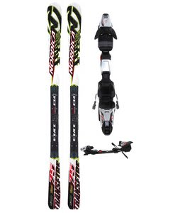 Nordica Transfire 75 Skis w/ Sport Bindings