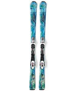 Nordica Amber Skis w/ Sport XCT Bindings