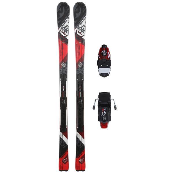 Nordica Avenger 75 Skis w/ Adv P.R. Evo Bindings