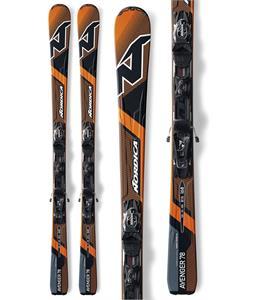 Nordica Avenger 78 Ca Evo Mens Skis w/ N Adv P.R. Evo Bindings