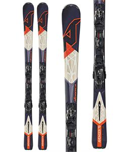 Nordica Avenger 78 Ca Evo Skis Black w/ N Adv P.R. Evo Bindings