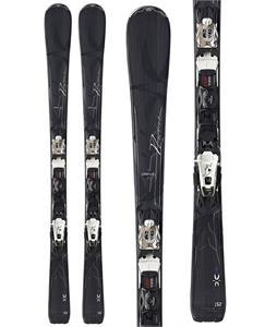 Nordica Drive 78 Ca Evo Skis w/ N Adv P.R. Evo Bindings