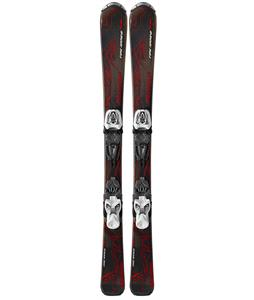 Nordica Fire Arrow Team Skis w/ Fastrak M 7.0 Bindings