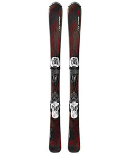 Nordica Fire Arrow Team Skis w/ Fastrak M 4.5 Bindings