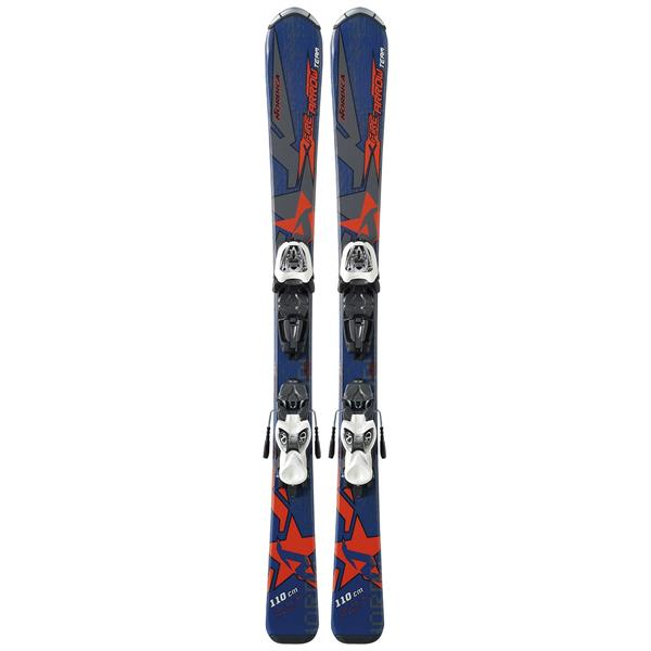 Nordica Fire Arrow Team Skis w/ Fastrack M 4.5 Bindings
