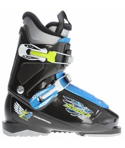 Nordica Firearrow Team 2 Ski Boots Black/Light Blue