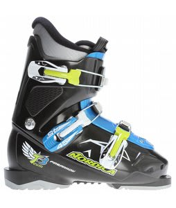 Nordica Firearrow Team 3 Ski Boots Black/Light Blue