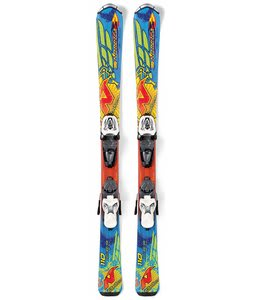 Nordica Fire Arrow Team Skis w/ M4.5 Bindings