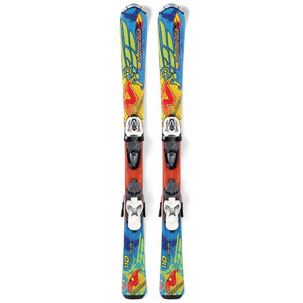 Nordica Fire Arrow Team Skis w/ M4.5 Bindings