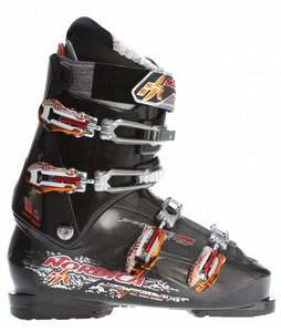 Nordica Hot Rod 8.5 Ski Boots Black/White