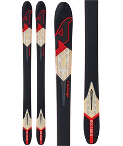 Nordica NRGY 100 Skis Black
