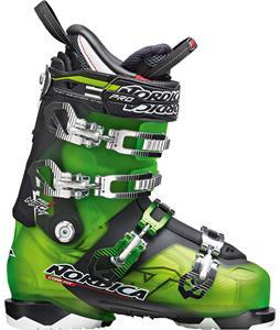 Nordica NRGy Pro 1 Ski Boots Green