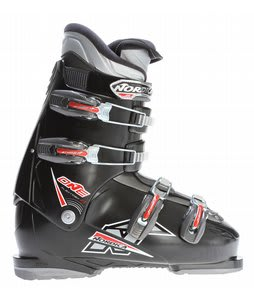 Nordica One 45 Ski Boots Silver/Black