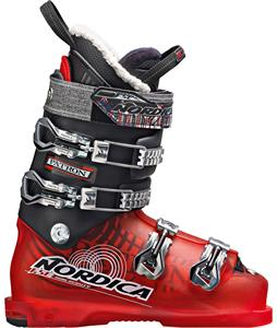 Nordica Patron Ski Boots Red