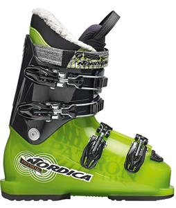 Nordica Patron Team Ski Boots Green