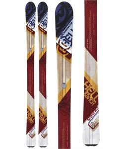 Nordica Steadfast Skis