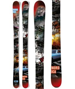 Nordica The Ace J Skis Black